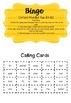 Sight Word Bingo - Oxford Wordlist Plus - 101-200