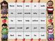 Sight Word Bingo for Reading Wonders 2nd grade {Unit 1}