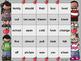 Sight Word Bingo for 2nd grade {Unit 2}