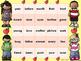Sight Word Bingo for Reading Wonders 1st grade {Unit 6}