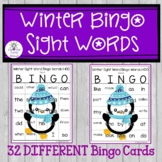 Sight Word Bingo Words 1-80