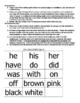 Sight Word Bingo for Pre-K, Kindergarten, or 1st Grade (Set D)