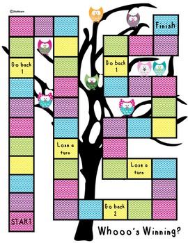 Sight Word Board Games Bundle
