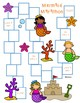 Sight Word Board Games (SET 1)
