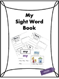 Sight Word Book 1