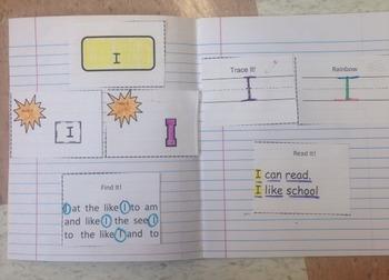 Sight Word Book