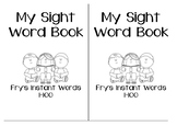 Sight Word Book-1st 100 FRY Words