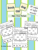Sight Word Book 30 pages!!!!