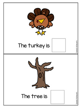 Sight Word Book: Brown