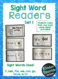 Sight Word Emergent Reader Rebus Style