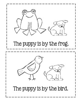 Sight Word Book: By