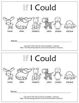 Sight Word Book Emergent Reader {Sight Word IF}