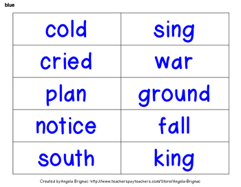 Interactive Sight Word Book: Fry Lists 4-6 {Book for Assessment or Practice!}