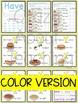 Sight Word Book-Have (Kindergarten Benchmark Advance)