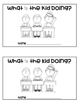 Sight Word Book IS Journeys Unit 3 Lesson 15