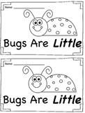 Sight Word Book - Little