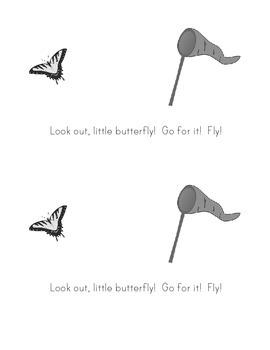 Sight Word Book:  Little Animals