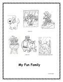 Sight Word Book (My Fun Family)
