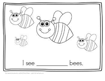 """Sight Word Practice Book and Emergent Reader-""""some"""""""