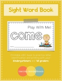 Sight Word Book - COME