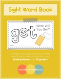 Sight Word Book - GET