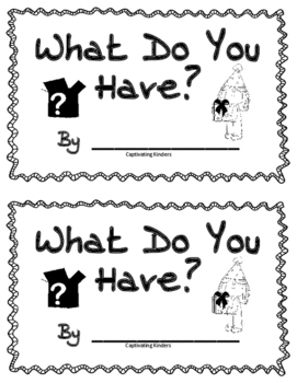 Sight Word Book - is & you