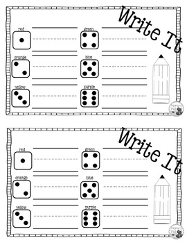 Sight Word Book: the