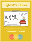 Sight Word Book - YOU