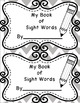 Sight Word Book - No Prep - Practice Pages