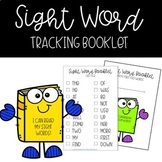 Sight Word Booklet {Fry's 1st 100 Sight Words}