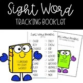 Sight Word Booklet {Fry's 2nd 100 Words}