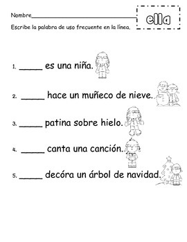 Sight Word Booklets - Set 2