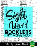 Sight Word Booklets- Fry Words 1-100