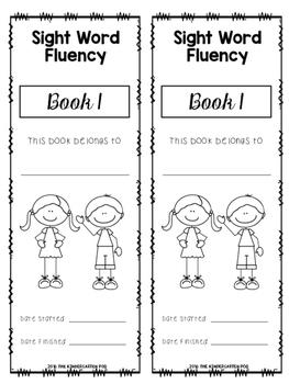 Sight Word Booklets - MEGA BUNDLE