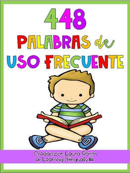 Sight Word Booklets in Spanish