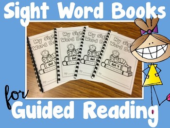 Sight Word Books!