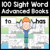First Grade Sight Word Books {100 Advanced Books!}