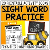 Sight Word Books & Activities for Fry Words 201-300
