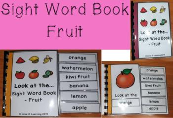 Sight Word Books - Bundle