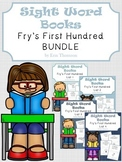 Sight Word Books ~ Fry's First Hundred BUNDLE