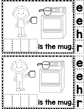 """Sight Word Books:  """"HERE is my Hot Chocolate"""" Interactive reader"""