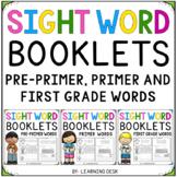 Kindergarten First Second Grade Dolche Sight Words Worksheets