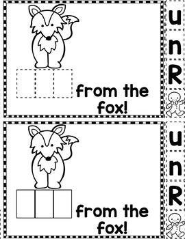"Sight Word Books:  ""Run, Gingerbread, RUN"" Interactive reader"