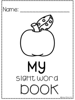 Sight Word Books Set 5