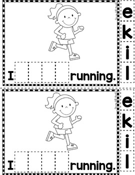 """Sight Word Books:  """"What I LIKE"""" Interactive reader"""