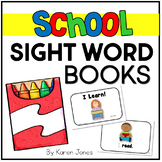 Sight Word Books for the Beginning of the School Year -- Set of 5