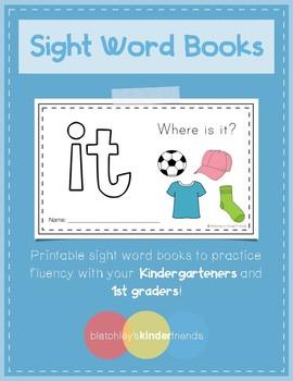 Sight Word Books (it)