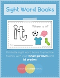 Sight Word Books (it)