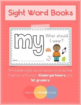 Sight Word Books (my)
