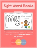 Sight Word Books (my)